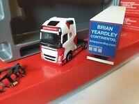 herpa VOLVO FH-- BRIAN YEARDLEY Continental Ltd.  United Kingdom    305259