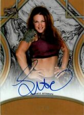 2018 Topps Legends of WWE Autographs Bronze #ALT Lita Auto /99