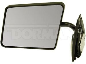 83 85-94 S-10 BLAZER SIDE VIEW MIRROR LEFT DR SIDE MANUAL BELOW EYE LINE 955-181