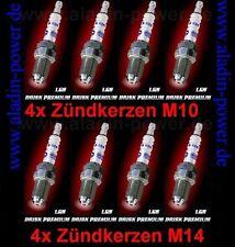 Satz Tuning Zündkerzen ALFA ROMEO 145 146 147 155 156 166 GTV Spider Twin Spark