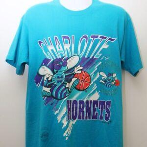 Charlotte Hornets Vintage Magic T Shirt Funny Blue Vintage Gift For Men Women