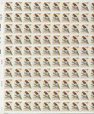 1996 2 cent Woodpecker full Sheet of 100 Scott #3032 Mint Nh,