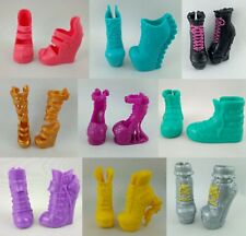 Monster High Schuhe Shop 9 - Basic Shoes High Heels Boots Stiefel Howleen Clawd