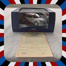 "Vitesse 1:43  Ford Focus WRC ""Martini"" Rally Monte Carlo 1999 McRae / Grist"