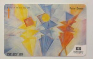 Carte de Téléphone 1200 Années Frankfurt Leben ( Vie) 1994 (23338)