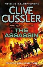 Scott, Justin, Cussler, Clive, The Assassin: Isaac Bell #8, Very Good Book