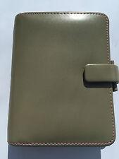 Filofax Pocket Metropol Olive