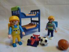 PLAYMOBIL accessoires maison ville mobilier meuble la chambre des enfants
