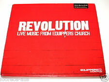 compilation, REVOLUTION Live Music From Equippers Church, CD/DVD