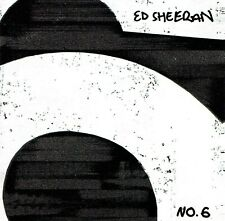 ED SHEERAN No.6 COLLABORATIONS PROJECT CD ALBUM 2019
