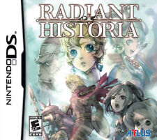 Radiant Historia NDS New Nintendo DS, Nintendo DS
