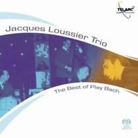 Loussier Jacques / Trio - Meilleur De Play Bach Neuf CD