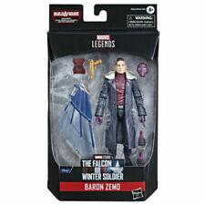 Hasbro Marvel Legends Disney  Baron Zemo Action Figure BRAND NEW