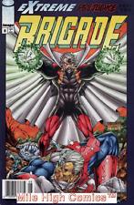 BRIGADE (1993 Series) #8 NEWSSTAND Very Good Comics Book