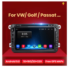 "PER VW GOLF/PASSAT/POLO/TIG SEAT SKODA 8 ""2 din Android 9.0 Car DVD radio player"