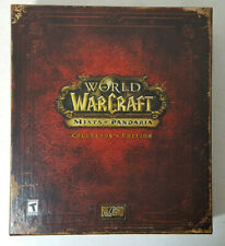 World Of Warcraft Collector's Edition - Mists Of Pandaria (No Game Keys)