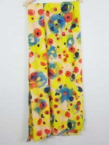 [ SUSSAN ] Womens Large Print Scarf | NEW + TAGS