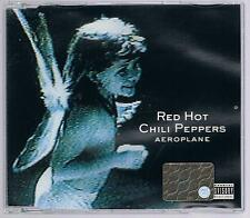 RED HOT CHILI PEPPERS AEROPLANE CD SINGOLO cds
