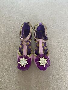 Disney Rapunzel Shoes Uk 9-10