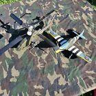 Cox Attack Cobra .049 Engine Powered Helicopter  (1993) NEW, no original box.