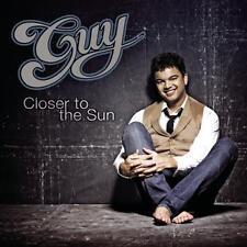 GUY SEBASTIAN : Closer To The Sun : Pop, Sony BMG Australia * NEW CD*