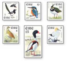 IRL9723 Birds 6 pieces MNH IRELAND 1997