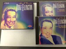 Edward Kennedy Ellington - Classic Duke Ellington (1997) 2 CD SET
