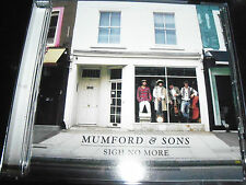 Mumford & Sons Sigh No More (Australia) CD – Like New
