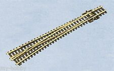 N Scale Code 80 Large Radius Left Hand Turnout #8 - Insulfrog - Peco #SL-389