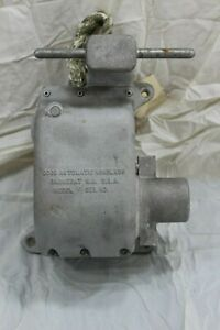 Good Automatic Windlass Aluminum  ADF 1592 Free Fall - No Motor - No Solenoids