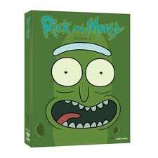Rick And Morty Season Three (DVD, 2018) New, Sealed adult swim 10 episodes