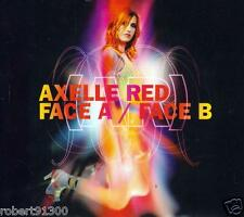 CD AUDIO.../...AXELLE RED.../...FACE A / FACE B.../......