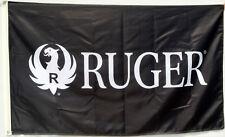 Ruger flag Banner sniper rifle gun sign hunting man cave  3x5 Feet US Shipper