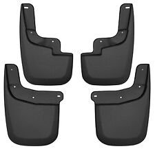 Husky CUSTOM Mud Guards - Front & Rear Set - 58236 - Colorado/Canyon 2015-2017