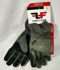 Line of Fire Scout Touch Screen Gloves, Large Includes Tape