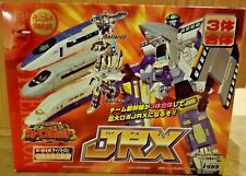 3 UNSEALED Transformers Rail Racer Combiner Set (C-015) (HARD TO FIND)