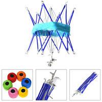 Yarn Wool Operated Swift Craft Knitting Umbrella Winder Thread Holder String  YK