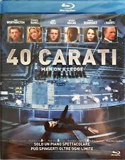 40 Carati Man On A Ledge  Blu-Ray Disc Sealed Sigillato