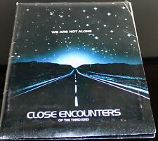 Close Encounters Of The Third Kind Movie Press Kit Photos