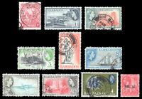 Barbados British Colony - Barbados Colonia Britannica - Lot of 10