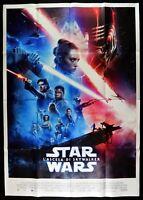 Manifesto Star Wars L'Subida Por Skywalker George Lucas Star Wars Película M37