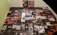 (36) Super Nintendo SNES Instruction Manuals Lot