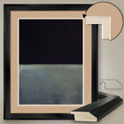 """32W""""x40H"""" UNTITLED 1969 by MARK ROTHKO - DOUBLE MATTE, GLASS & FRAME"""