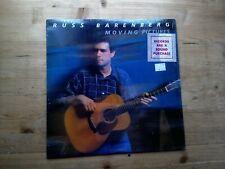 Russ Barenberg Moving Pictures Excellent Vinyl LP Record Album Rounder 0249