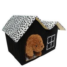 Портативная точка двойной топ питомец дом собака кошка сна кровать теплый уютный щенок кровать