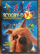 Sarah Michelle Gellar SCOOBY-DOO 2 ~ THE MOVIE ~ 2004 Live Action Film | UK DVD