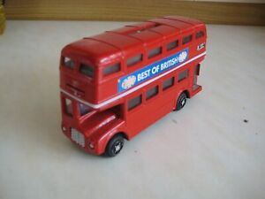 UNBRANDED RED LONDON ROUTEMASTER BUS / MONEY BOX.