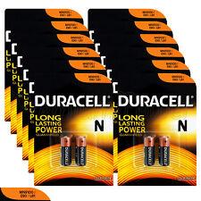 24 x Duracell Alkaline N batteries LR1 1.5V MN9100 E90 AM5