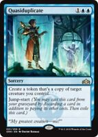 Quasiduplicate x4 Magic the Gathering 4x Guilds of Ravnica mtg card lot