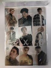 EXO For Life Folder NEW K-pop BTS Music Portfolio